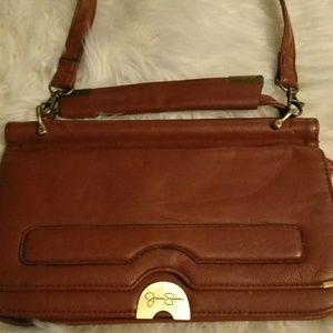 Jessics simpson cross body purse